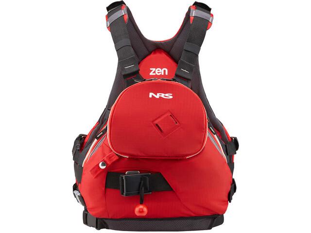 NRS Zen Rescue PFD Jacket red